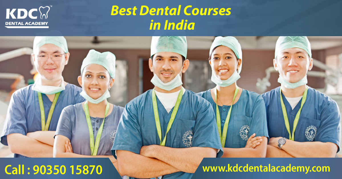 Best Dental Courses in India